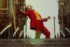 Joker. No Laughing Matter.